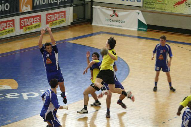 Fase Final CN 1ª Divisão Juvenis Masculinos - ABC : Belenenses 33
