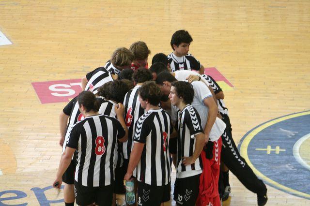 Fase Final CN 1ª Divisão Juvenis Masculinos - SC Espinho : DF Holanda 22