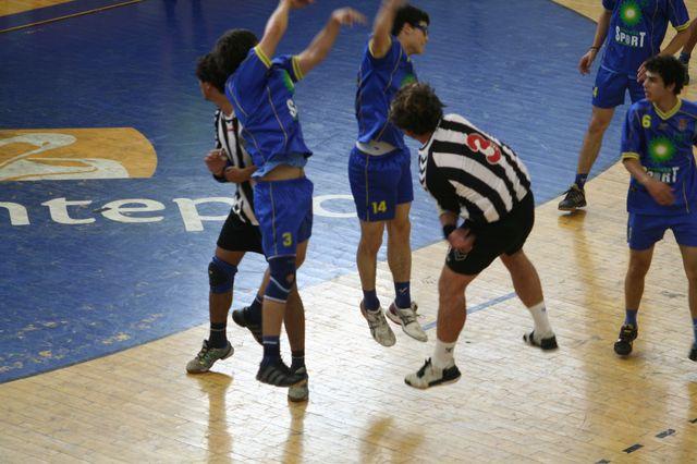Fase Final CN 1ª Divisão Juvenis Masculinos - SC Espinho : DF Holanda 13