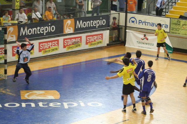 Fase Final CN 1ª Divisão Juvenis Masculinos - ABC : Belenenses 27