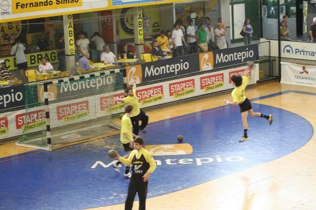 Fase Final CN 1ª Divisão Juvenis Masculinos - ABC : Belenenses 7