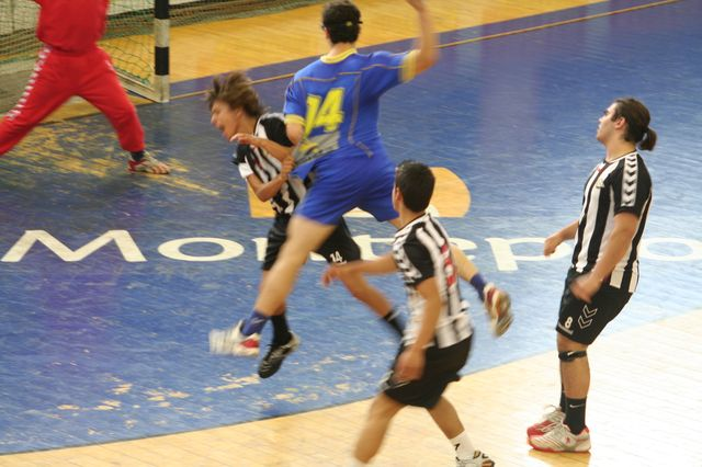 Fase Final CN 1ª Divisão Juvenis Masculinos - SC Espinho : DF Holanda 19
