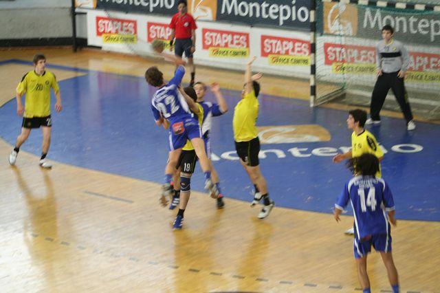 Fase Final CN 1ª Divisão Juvenis Masculinos - ABC : Belenenses 24
