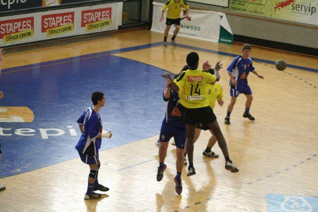 Fase Final CN 1ª Divisão Juvenis Masculinos - ABC : Belenenses 36