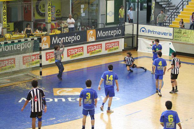 Fase Final CN 1ª Divisão Juvenis Masculinos - SC Espinho : DF Holanda 2