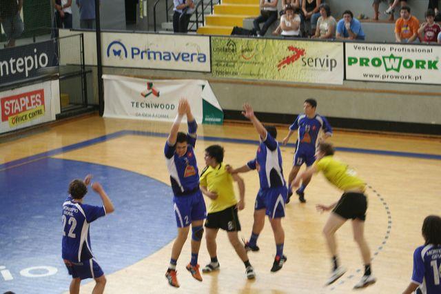 Fase Final CN 1ª Divisão Juvenis Masculinos - ABC : Belenenses 42