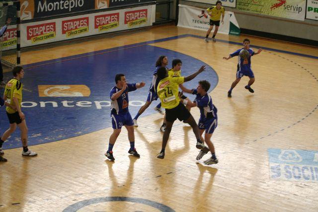 Fase Final CN 1ª Divisão Juvenis Masculinos - ABC : Belenenses 51