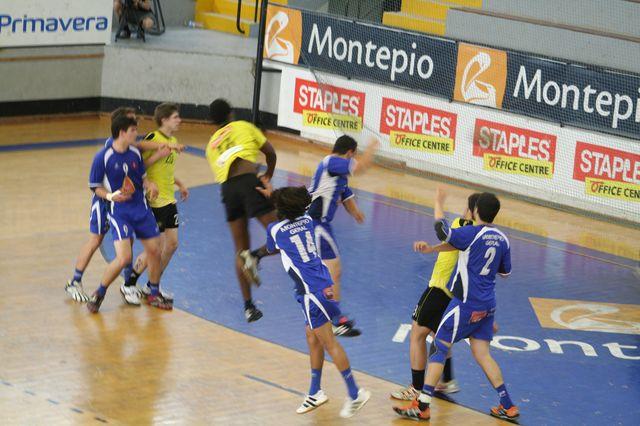Fase Final CN 1ª Divisão Juvenis Masculinos - ABC : Belenenses 11