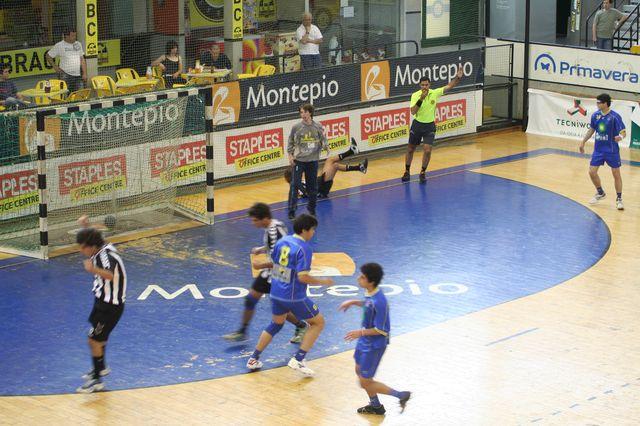 Fase Final CN 1ª Divisão Juvenis Masculinos - SC Espinho : DF Holanda 5