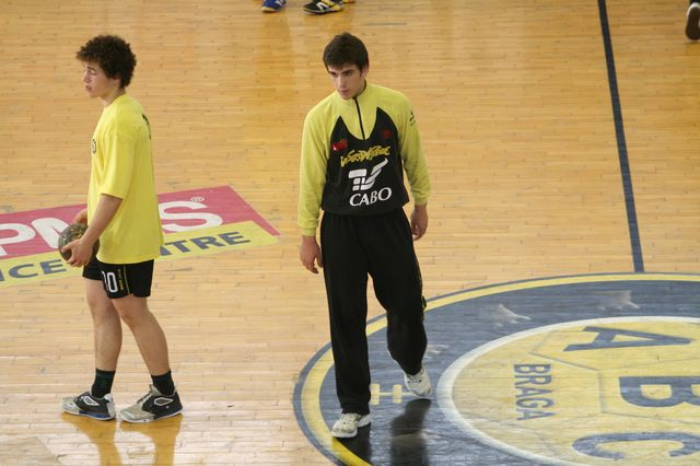 Fase Final CN 1ª Divisão Juvenis Masculinos - ABC : Belenenses 2