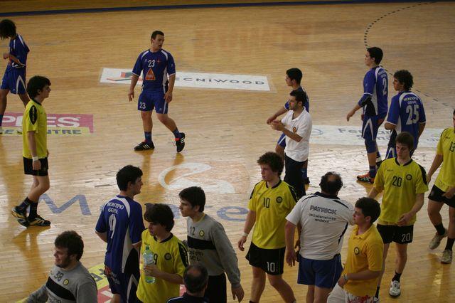 Fase Final CN 1ª Divisão Juvenis Masculinos - ABC : Belenenses 55