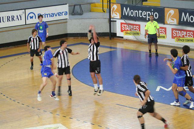 Fase Final CN 1ª Divisão Juvenis Masculinos - SC Espinho : DF Holanda 8