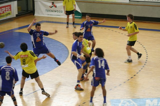 Fase Final CN 1ª Divisão Juvenis Masculinos - ABC : Belenenses 45
