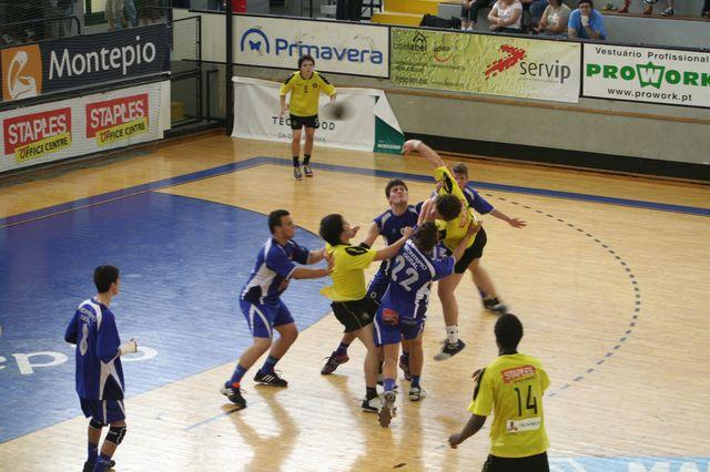 Fase Final CN 1ª Divisão Juvenis Masculinos - ABC : Belenenses 31