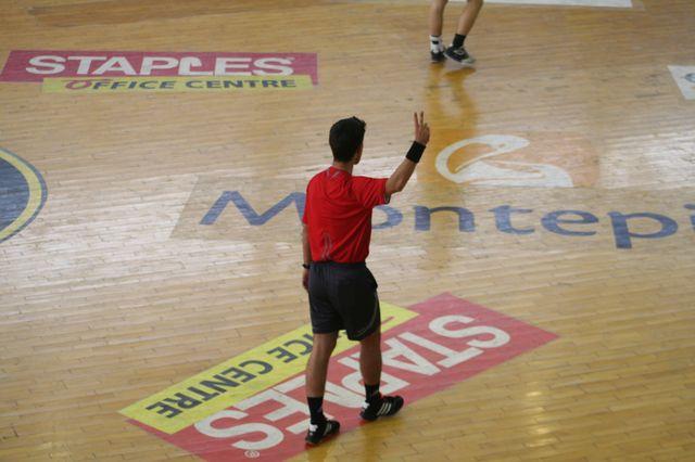 Fase Final CN 1ª Divisão Juvenis Masculinos - ABC : Belenenses 15