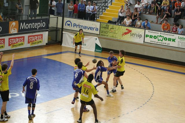 Fase Final CN 1ª Divisão Juvenis Masculinos - ABC : Belenenses 37