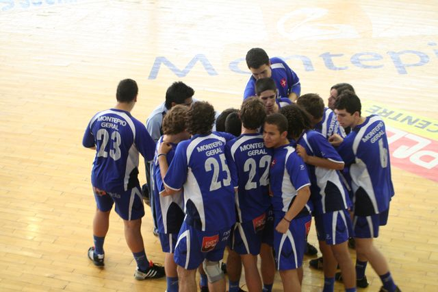 Fase Final CN 1ª Divisão Juvenis Masculinos - ABC : Belenenses 48