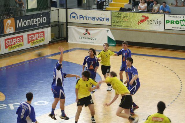 Fase Final CN 1ª Divisão Juvenis Masculinos - ABC : Belenenses 28