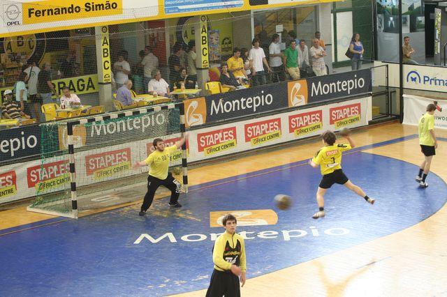 Fase Final CN 1ª Divisão Juvenis Masculinos - ABC : Belenenses 8