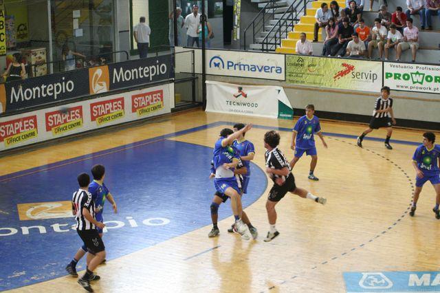Fase Final CN 1ª Divisão Juvenis Masculinos - SC Espinho : DF Holanda 14
