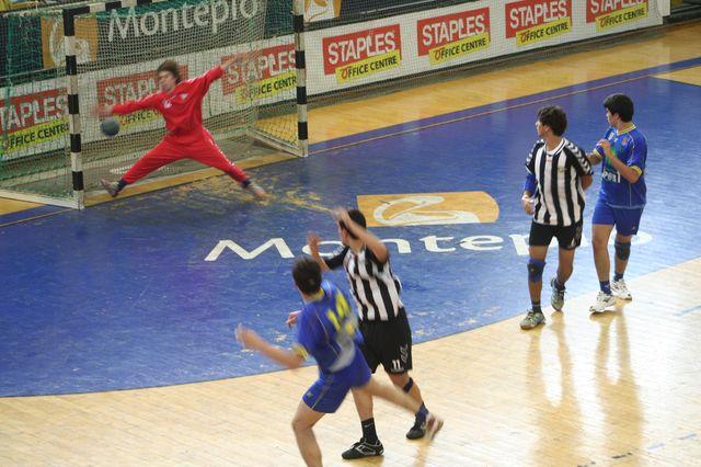 Fase Final CN 1ª Divisão Juvenis Masculinos - SC Espinho : DF Holanda 20