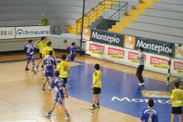Fase Final CN 1ª Divisão Juvenis Masculinos - ABC : Belenenses 43