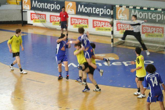 Fase Final CN 1ª Divisão Juvenis Masculinos - ABC : Belenenses 25