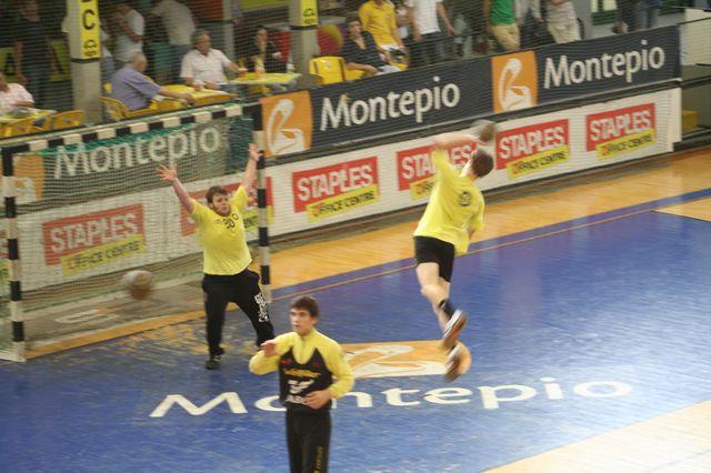 Fase Final CN 1ª Divisão Juvenis Masculinos - ABC : Belenenses 5