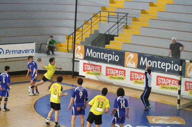 Fase Final CN 1ª Divisão Juvenis Masculinos - ABC : Belenenses 19