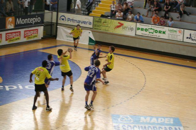 Fase Final CN 1ª Divisão Juvenis Masculinos - ABC : Belenenses 52