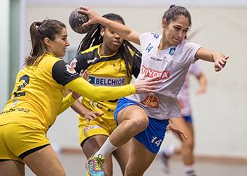 Campeonato 1ª Divisão Feminina - Colégio de Gaia x SIR 1º de Maio / ADA CJ Barros - 11ª Jornada