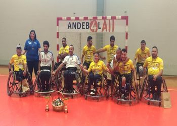 APD Leiria vencedor da Supertaça de ACR4 e de ACR6 2018/ 2019