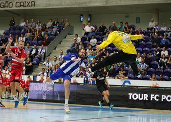 FC Porto - SKA Minsk - EHF Cup Masculina - foto: PhotoReport.In