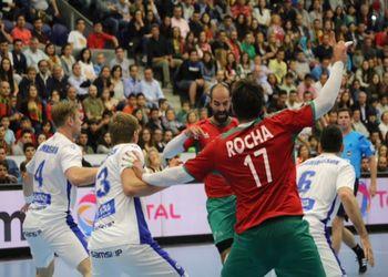 João Ferraz - Portugal : Islândia - 2ª mão play-off qualificação Campeonato Mundo 2017