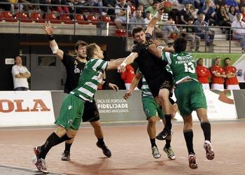 Liberty Seguros-ABC/UMInho - Sporting CP