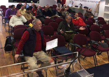 Ação de formação para Observadores - Janeiro 2015