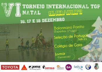VI Torneio Internacional Top Natal 2011