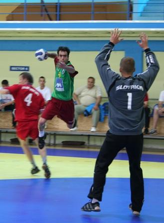 Campeonato Europeu Sub20 Masculino Roménia 2008 - Eslováquia : Portugal - Fábio Antunes