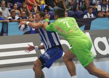 Pedro Spínola - HCM Constanta-FC Porto