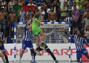 HCM Constanta-FC Porto - fase do jogo