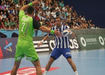 Pedro Spínola -HCM Constanta-FC Porto