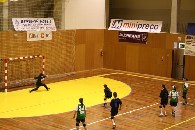 Fase Final Infantis Femininos, 7 a 10.06.2008 - C.D.B. Perestrelo : C.S. Juv. Mar 9