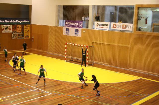 Fase Final Infantis Femininos, 7 a 10.06.2008 - C.D.B. Perestrelo : C.S. Juv. Mar 1