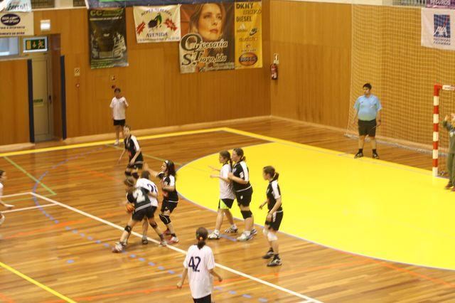 Fase Final Infantis Femininos, 7 a 10.06.2008 - JAC-Alcanena : AD Sanjoanense 6