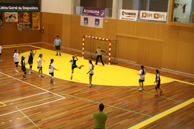 Fase Final Infantis Femininos, 7 a 10.06.2008 - JAC-Alcanena : AD Sanjoanense 1