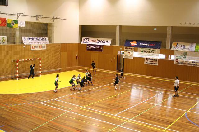 Fase Final Infantis Femininos, 7 a 10.06.2008 - C.D.B. Perestrelo : C.S. Juv. Mar 10