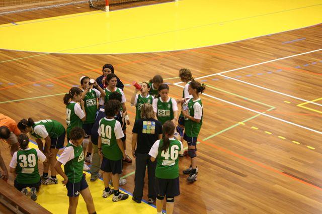 Fase Final Infantis Femininos, 7 a 10.06.2008 - C.D.B. Perestrelo : C.S. Juv. Mar 7