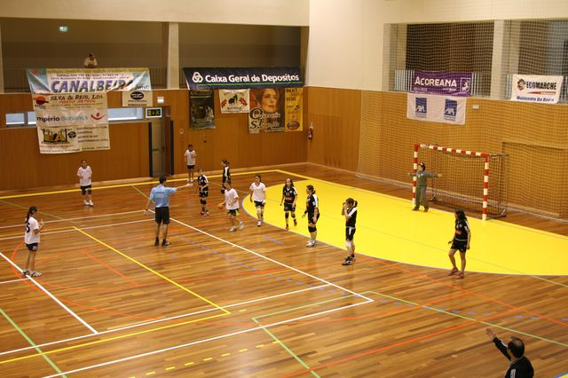 Fase Final Infantis Femininos, 7 a 10.06.2008 - JAC-Alcanena : AD Sanjoanense 4