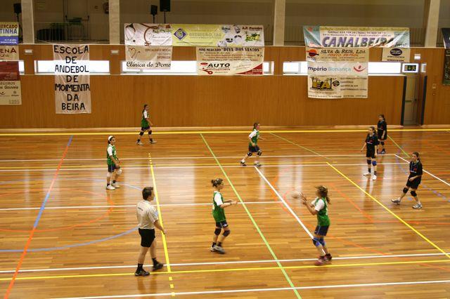 Fase Final Infantis Femininos, 7 a 10.06.2008 - C.D.B. Perestrelo : C.S. Juv. Mar 4