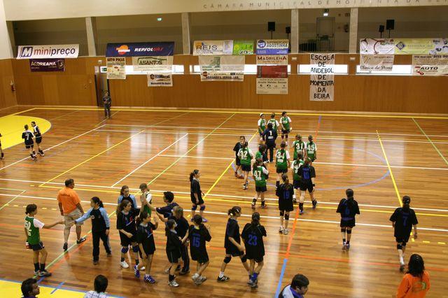 Fase Final Infantis Femininos, 7 a 10.06.2008 - C.D.B. Perestrelo : C.S. Juv. Mar 11